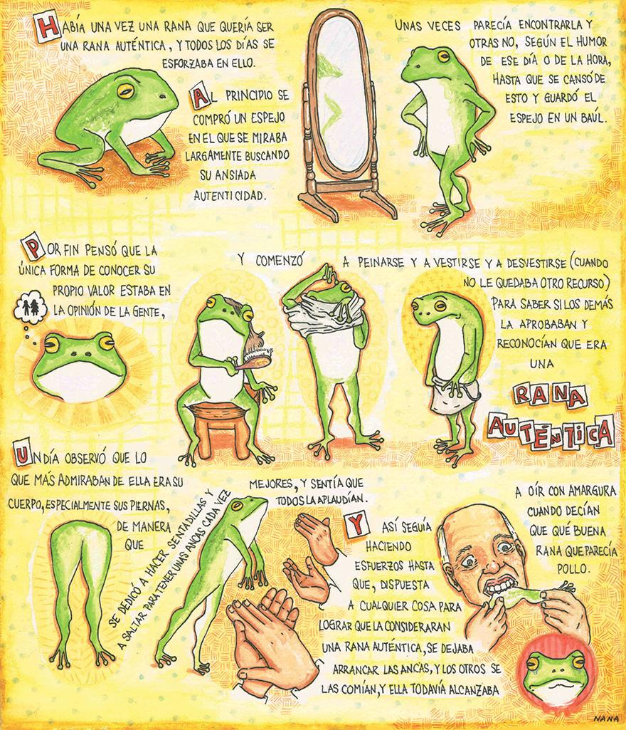 La-rana-que